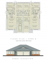 <p>floor plans</p>